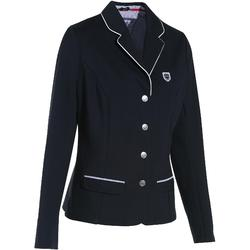 COMP100 Women's Horse Riding Show Jacket - Navy