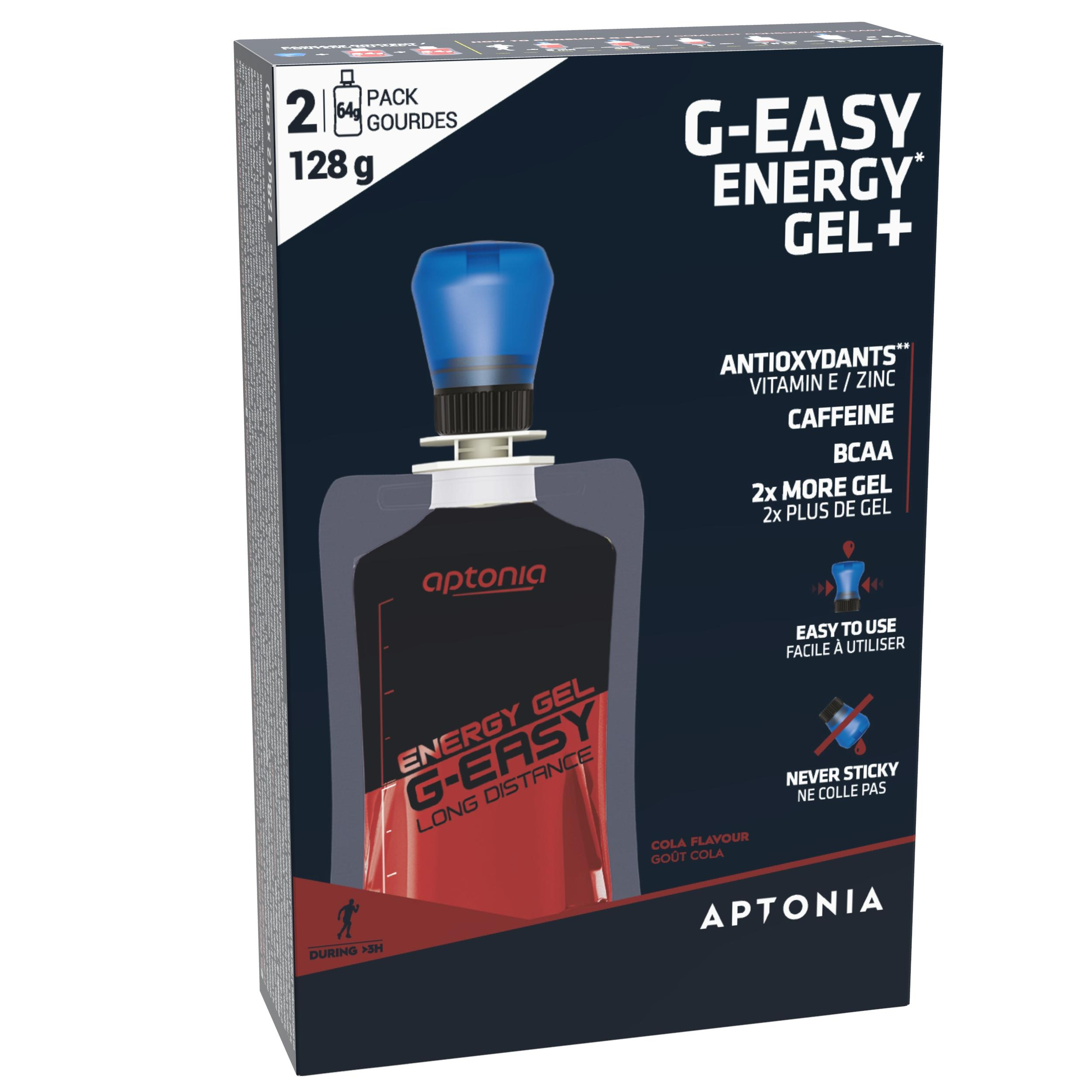 Gel G-Easy Ld Cola 2x64g APTONIA
