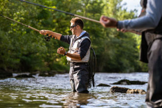 How to get started with fly fishing
