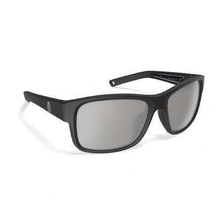 Adult Sailing Floating Polarised Sunglasses 100 - Size M Black