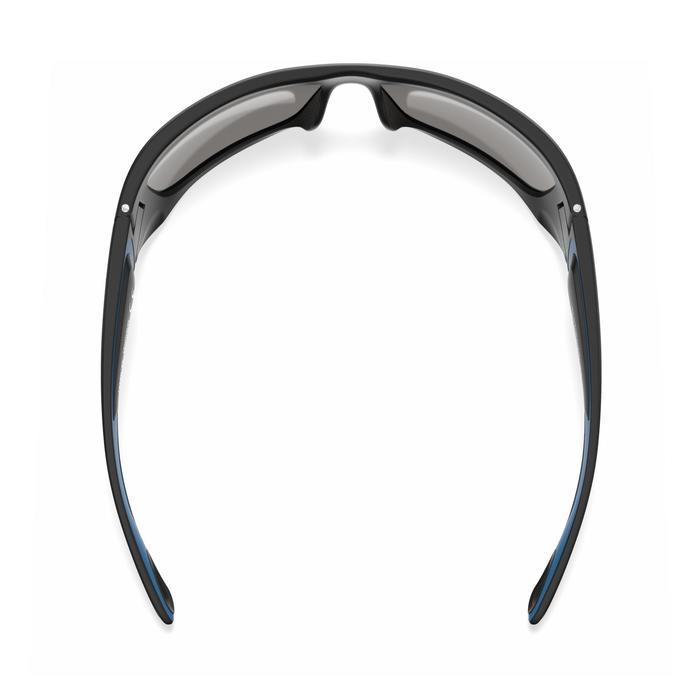 Watersportbril 500 voor volwassenen grijs, drijvend, polariserend categorie 3