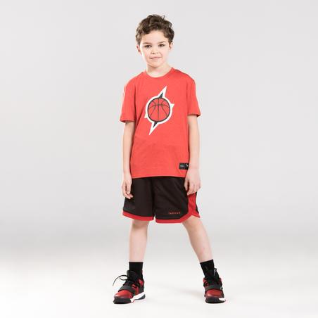 Short de basketball réversible - Enfants