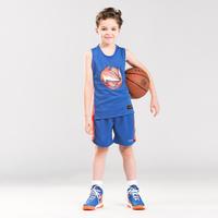T500 Intermediate Basketball Jersey - Kids