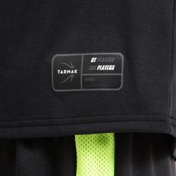 Boys'/Girls' Intermediate Basketball T-Shirt TS500 - Black