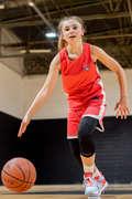 KIDS BASKETBALL OUTFIT Basketball - Kids' Basketball 3/4 Leggings TARMAK - Basketball Clothes