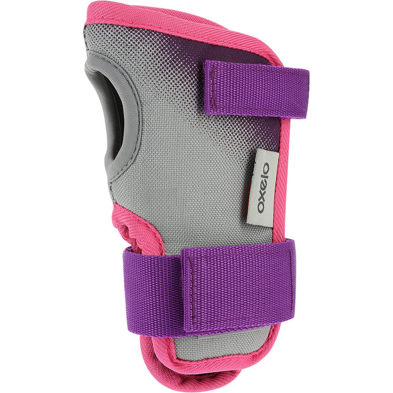 Play Kids' 3-Piece Skating Skateboarding Scooter Protective Gear - Purple