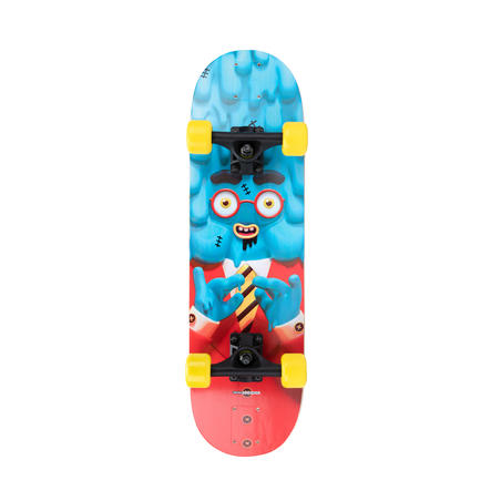 Kids' 3-7 Years Skateboard Play 120 Medusa