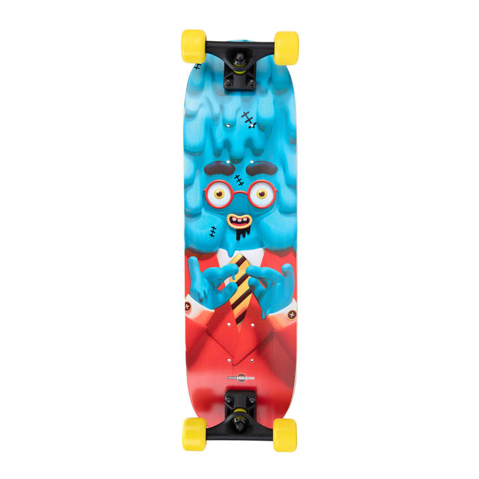 SKATEBOARD ENFANT 3 A 7 ANS PLAY 120 MEDUSA