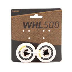 52 mm 101A Conical Skateboard Wheels 4-Pack - Ivory
