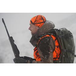 Omkeerbare muts 500 voor de jacht camouflage-oranje en groen