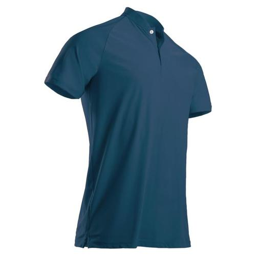 POLO GOLF MANCHES COURTES HOMME WW900 PETROLE