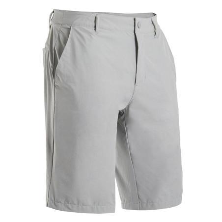 Pantalón Corto Golf Hombre Gris Ultralight