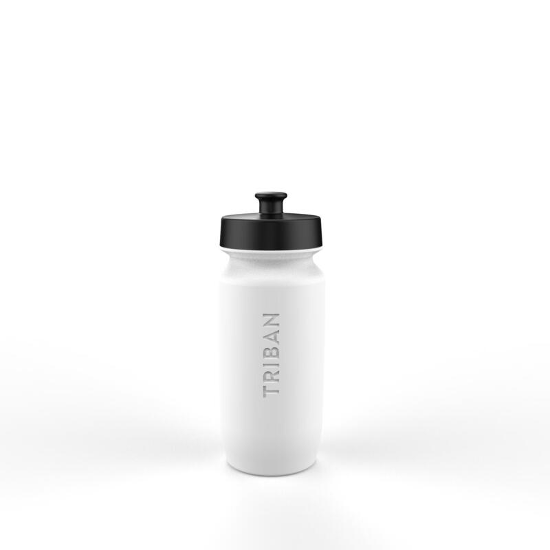 550 ml Cycling Water Bottle Essential - White