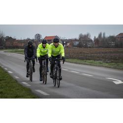 Goed zichtbare fietsregenjas RC120 EN1150