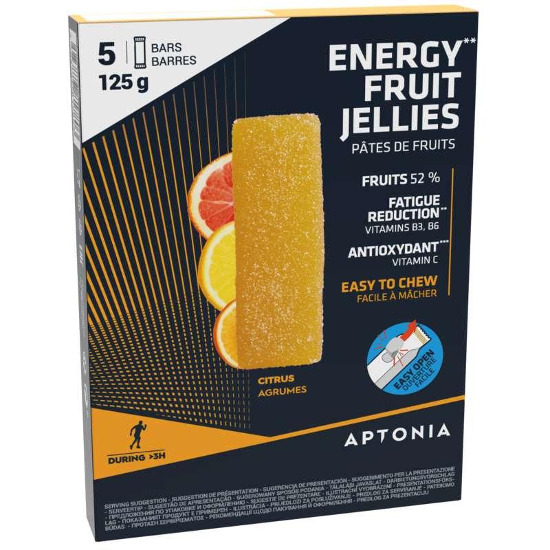 BATOANE, GELURI ȘI RECUPERARE Triatlon - Pastă Fructe Citrice 5x25g APTONIA - Nutritie - Hidratare
