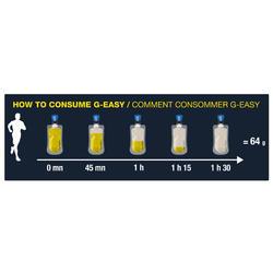 Energiegel Long Distance G-Easy voordeelverpakking citroen 8 x 64 g