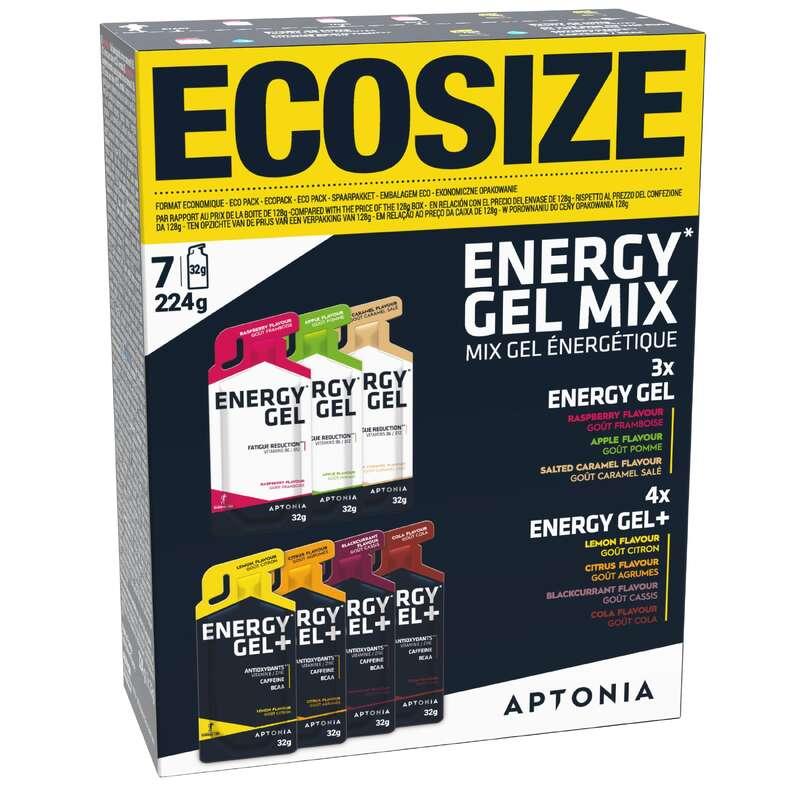 BARRETTE, GEL E RECUPERO Attività fisica intensa - Gel energetici ENERGY GEL MIX APTONIA - Boutique alimentazione 2019