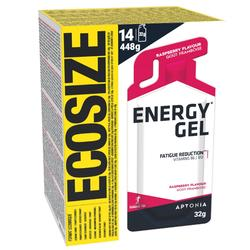 Energiegel korte afstand framboos 14x 32 g