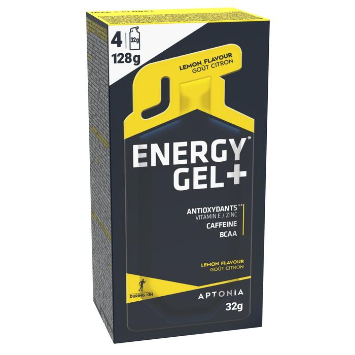 Energiegel Energy Gel+ citroen 4x 32 g