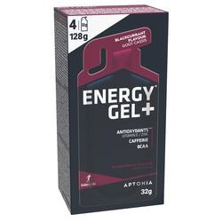 Gel énergétique ENERGY GEL+ cassis 4 x 32g
