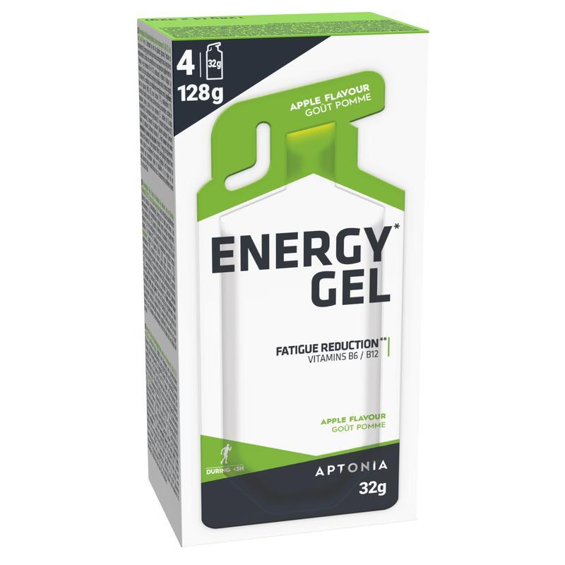 ENERGY GEL 4X32 G - APPLE
