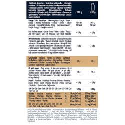 Gel énergétique ENERGY GEL caramel beurre salé 4 X 32g