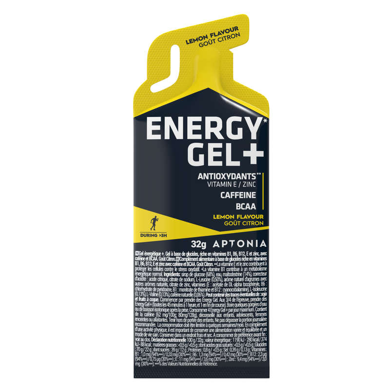 BARLAR, JELLER& SPOR SONRASI Triathlon - ENERJİ JELİ ENERGY GEL+ X1 APTONIA - All Sports