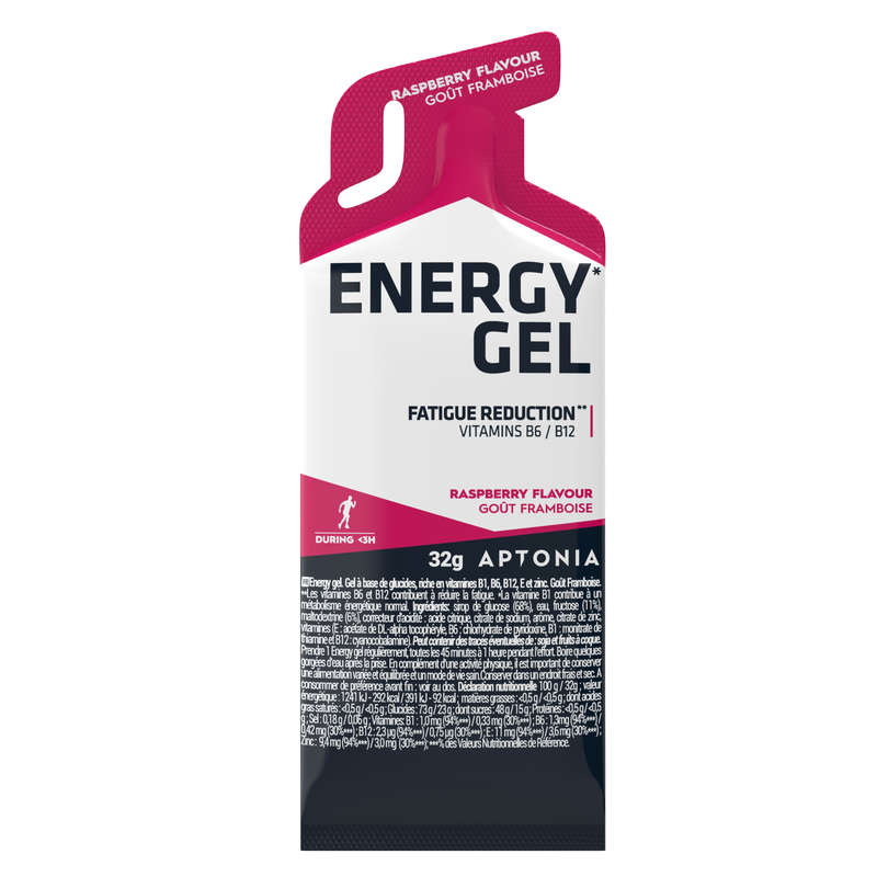 BARLAR, JELLER& SPOR SONRASI Triathlon - ENERJİ JELİ ENERGY GEL X1 APTONIA - All Sports