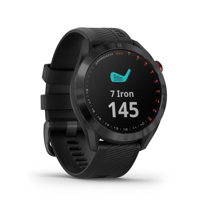 Golfuhr Garmin Approach S40 Premium GPS schwarz