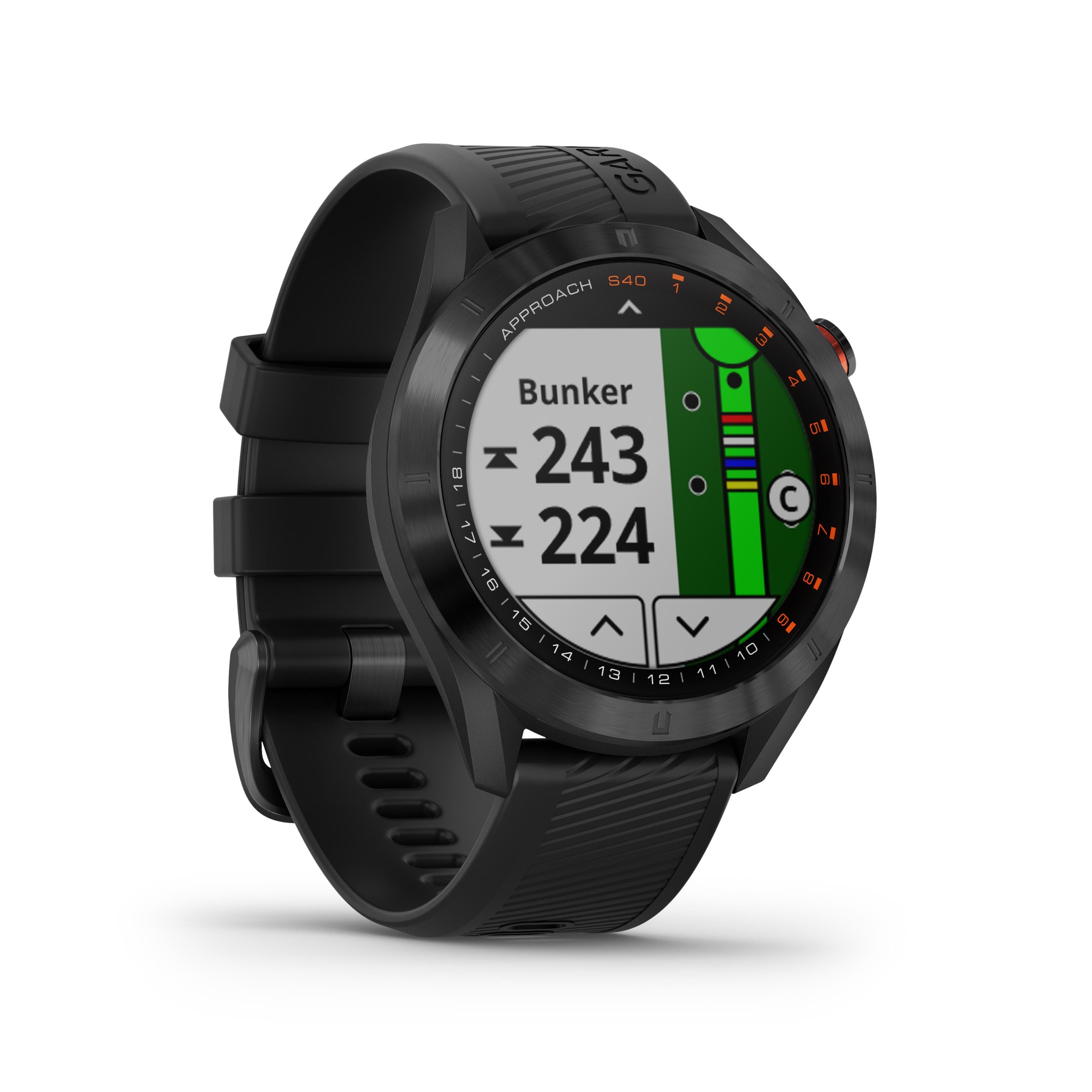 Ceas GPS Approach S40 Premium imagine