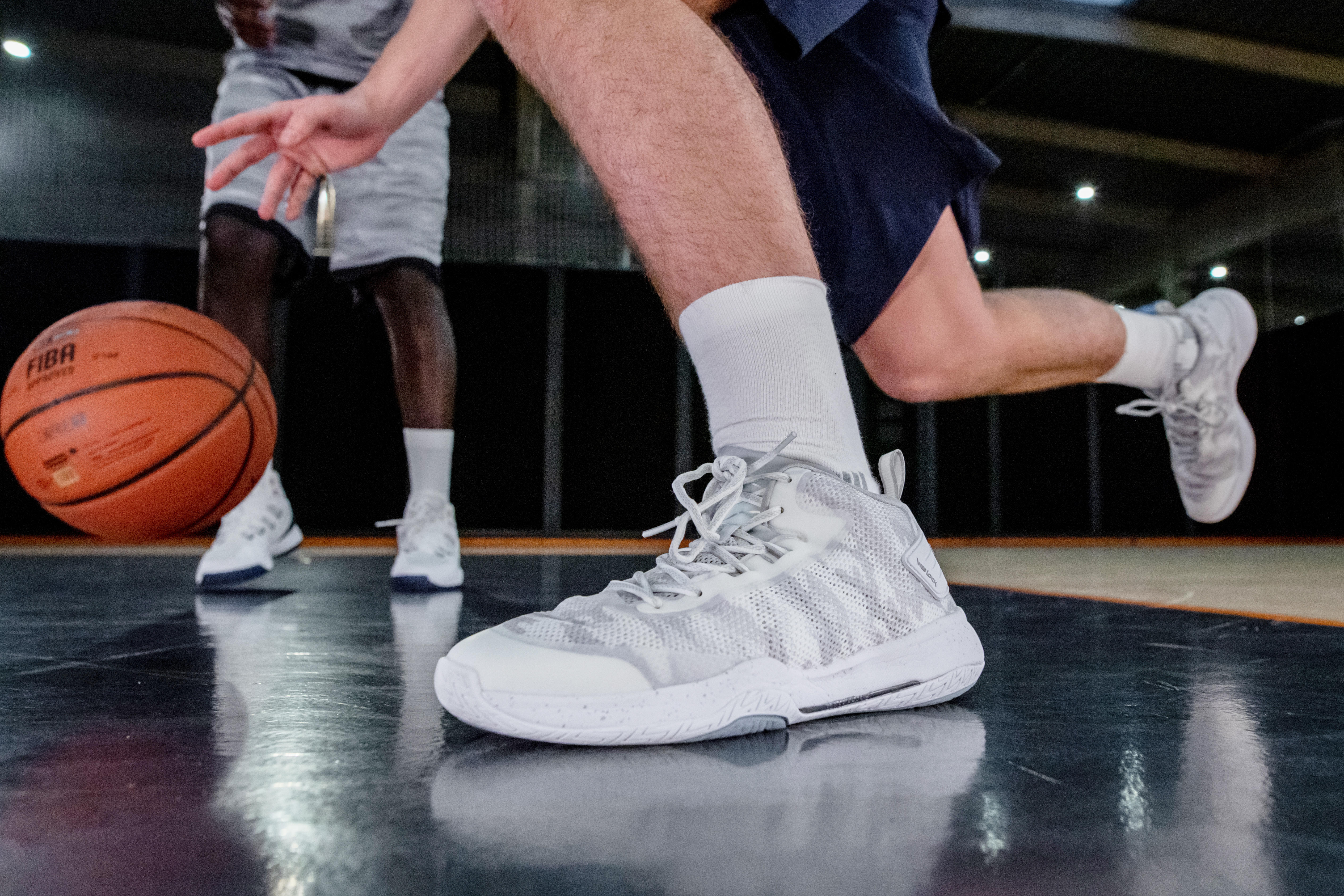 Welche Basketballschuhe passen zu mir?