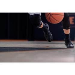 CHAUSSURE DE BASKETBALL FAST 500 NOIRE TIGE BASSE / HOMME