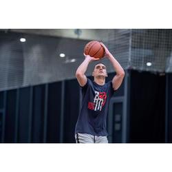 Men's Basketball T-Shirt / Jersey TS500 - Navy Assists Maker