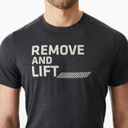Men's Cross Training T-Shirt - Grey