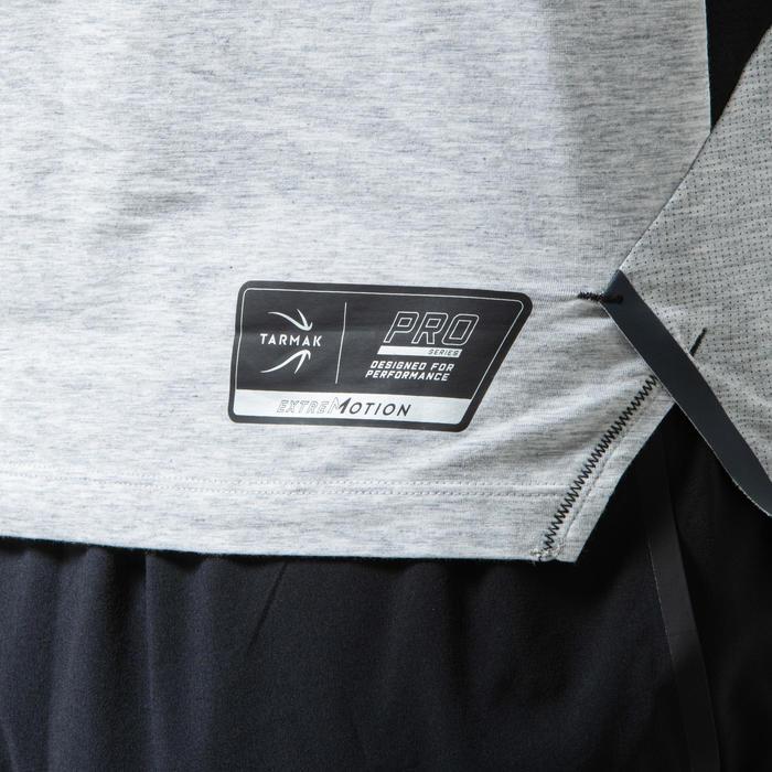 T-SHIRT / MAILLOT DE BASKETBALL HOMME TS900 GRIS