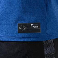 T-SHIRT / MAILLOT SANS MANCHE DE BASKETBALL HOMME TS500 BLEU ROI / LOS ANGELES