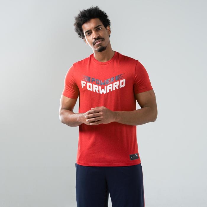 男款籃球T恤/運動衫TS500 - 「New Power Forward」