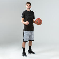 Men's Basketball T-Shirt / Jersey TS500 - Grey Training Camp