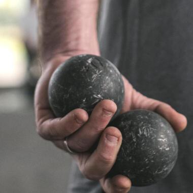Comment choisir sa taille et son poids de boules