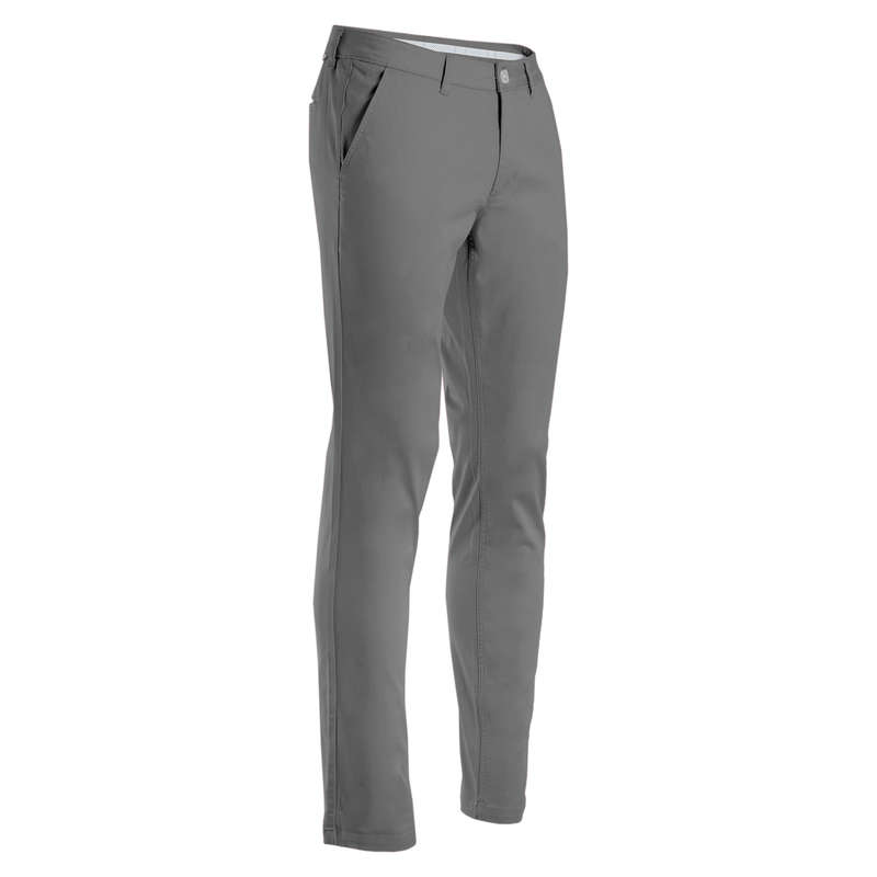MENS MILD WEATHER GOLF CLOTHING Golf - Men's Trousers INESIS - Golf Clothing