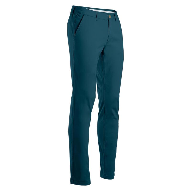 Pantalon de golf homme MW500 pétrole