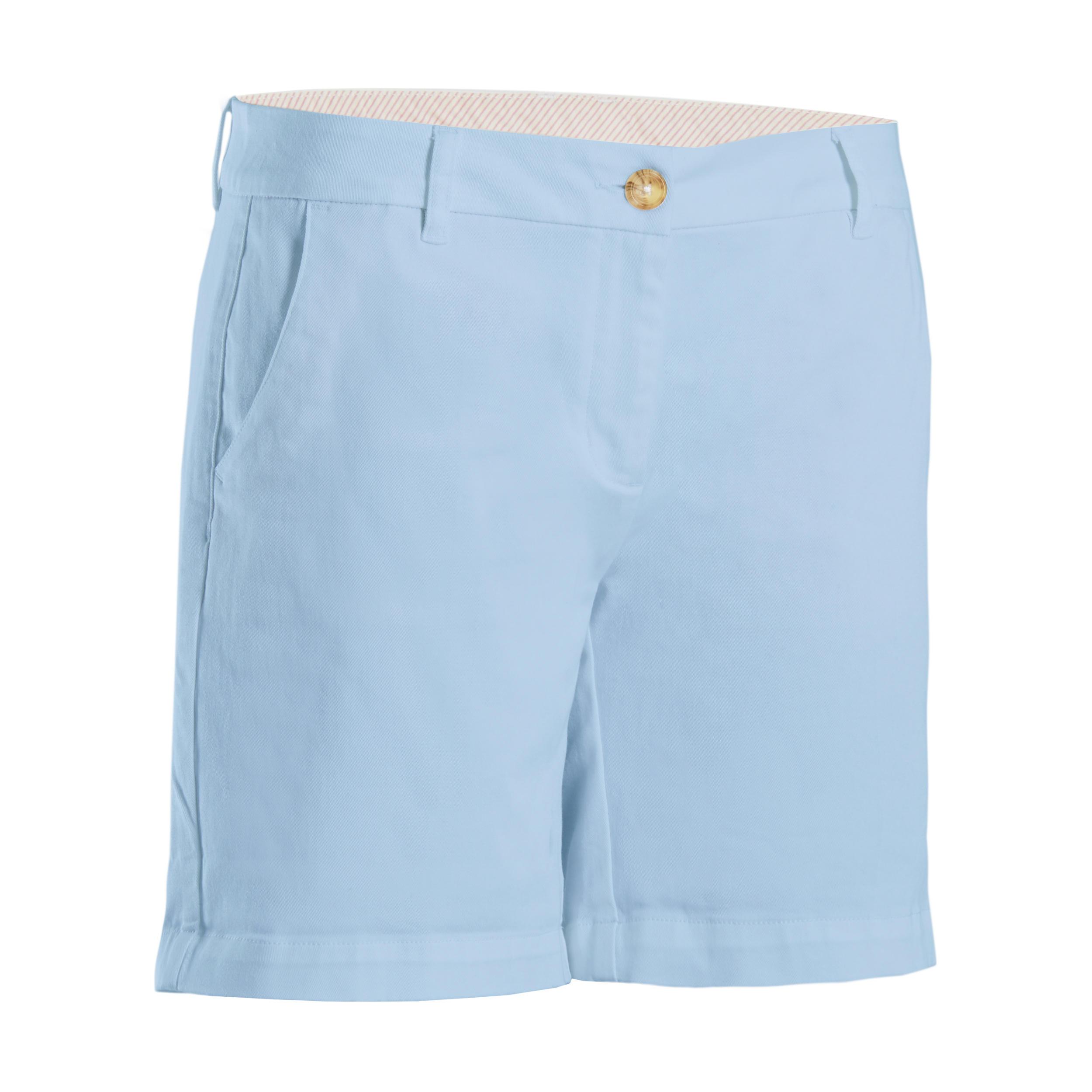 Bermude golf bleu damă imagine