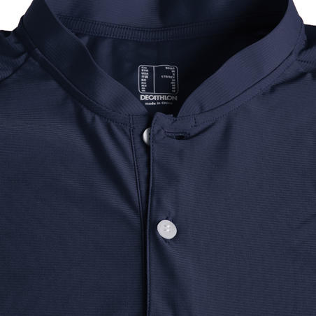 POLO DE GOLF ULTRALIGHT HOMME BLEU MARINE