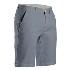 Short de golf homme MW500 gris