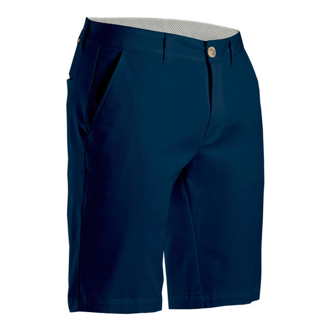 Men's Golf Shorts - Navy Blue