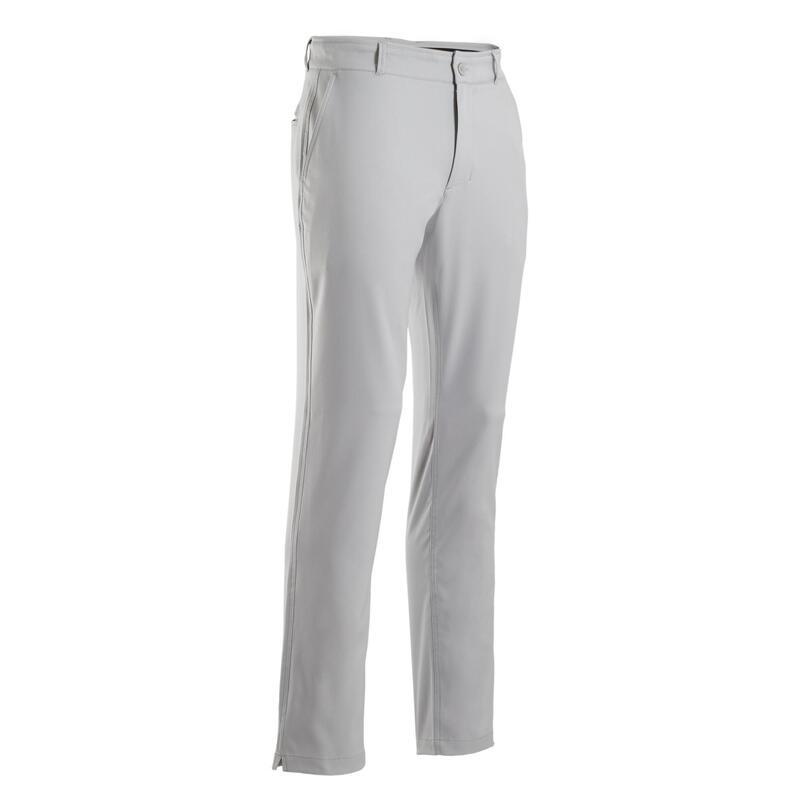 Pantalon de golf homme WW500 gris