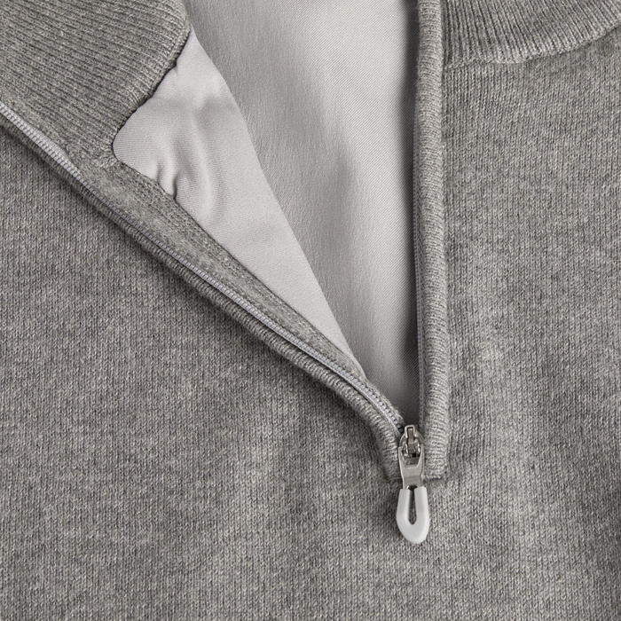 PULL WINDSTOPPER HOMME TEMPS TEMPERE GRIS