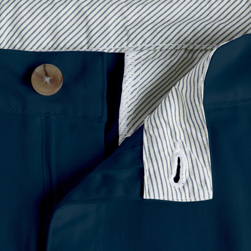 Men's Golf Shorts - Navy Blue