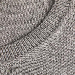 PULL GOLF HOMME GRIS