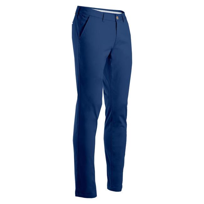 Men's Golf Trousers - Blue